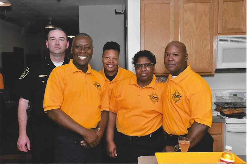 New Officers 2